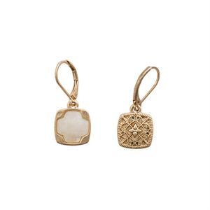Picture of Fiona Earrings Gold