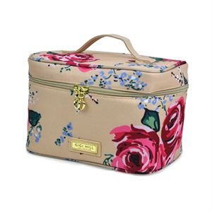 Picture of Gigi Hill Lucille Antique Floral Train Case